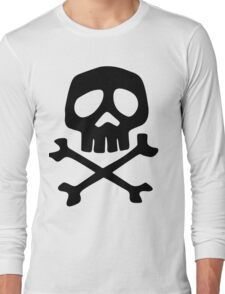 Space Pirate Captain Harlock Long Sleeve T-Shirt