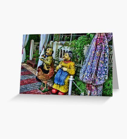 Happy Grandparents Greeting Card