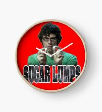 Sugar Lumps Conchords ver.1 Clock