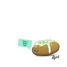 Happy Potato Festival by alford