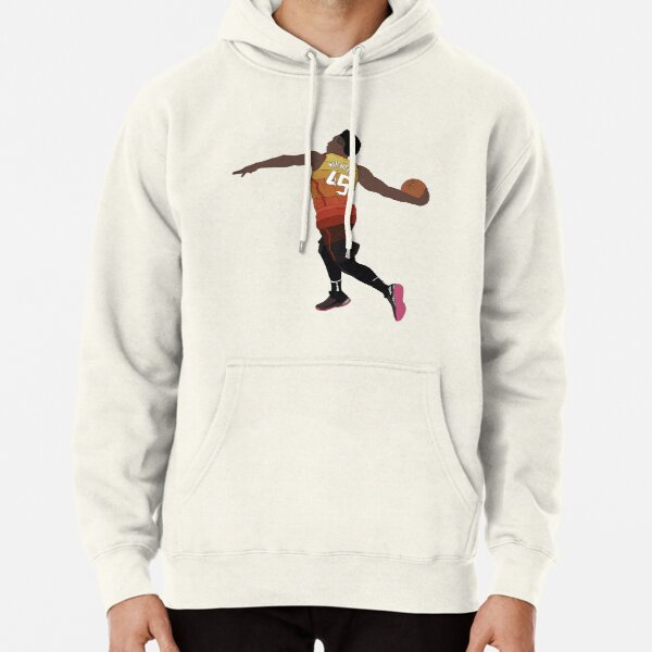 Donovan Mitchell Slam Dunk Pullover Hoodie