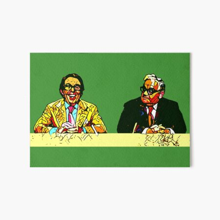 The Two Ronnies Corbett Barker Porridge Open All Hour Signed Autograph PRINT 6x4