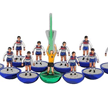 England '82 World Cup subbuteo team by vancey73