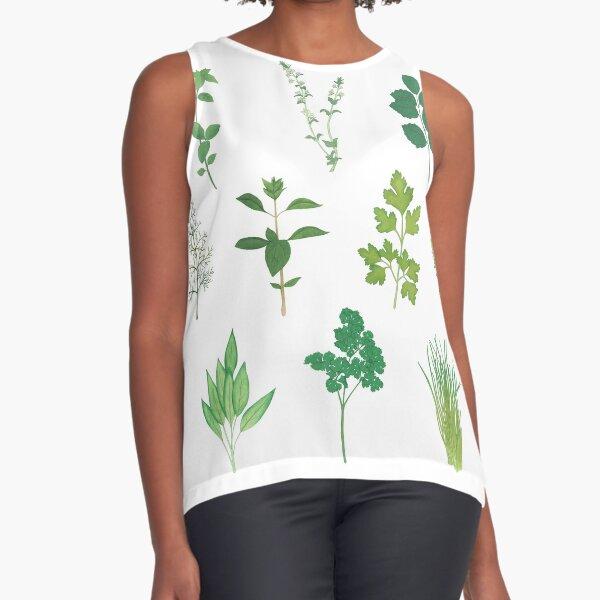 Herb garden Sleeveless Top