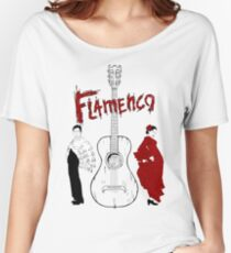 Flamenco Women's Relaxed Fit T-Shirt