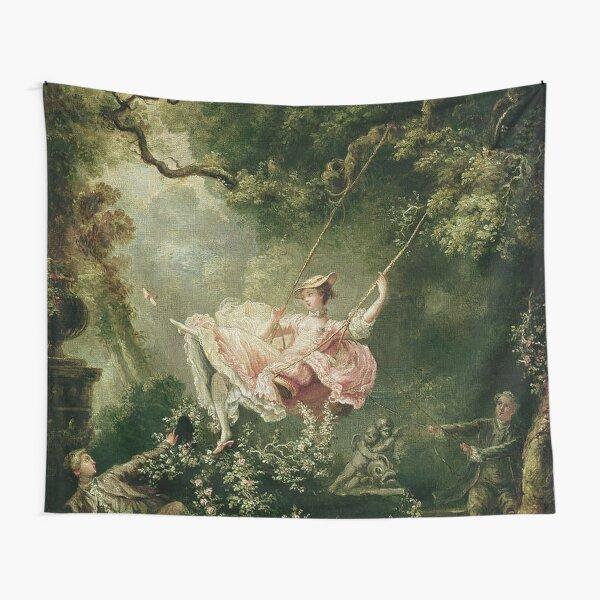 The Swing Painting Jean-Honoré Fragonard Tapestry