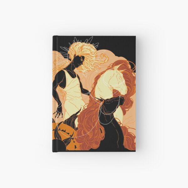 Helios and Team Hardcover Journal