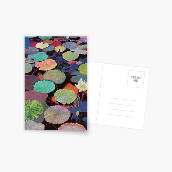 La magie d'Ina Carte postale