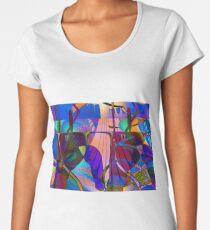 Kiss Kiss Frauen Premium T-Shirts