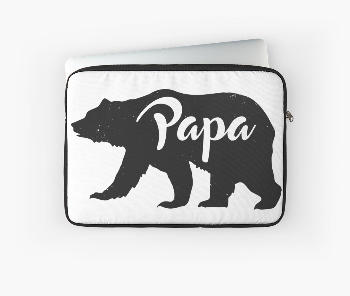 Lad and bear daddy