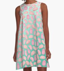Squishy Tardigrades A-Line Dress