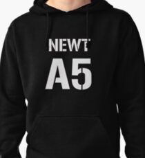 Newt A5 By Lukman Pullover Hoodie