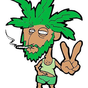 420 weed stoner by ross-Gardiner
