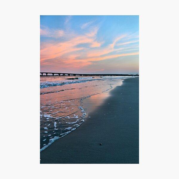 Shore Colors Photographic Print
