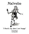 MALVOLIO by Matt Gourley