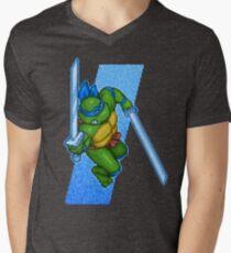 Leonardo Leads Men's V-Neck T-Shirt