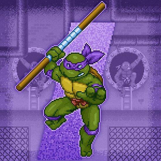 Donatello Does Machines by likelikes