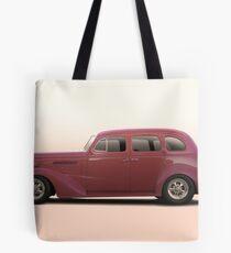 1937 Chevrolet Master Deluxe Sedan Tote Bag