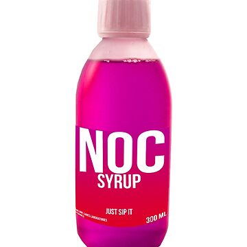 NOC SYRUP by NoOneCares