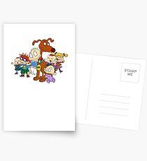 Rugrats Postcards