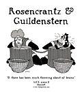 ROSENCRANTZ & GUILDENSTERN by Matt Gourley