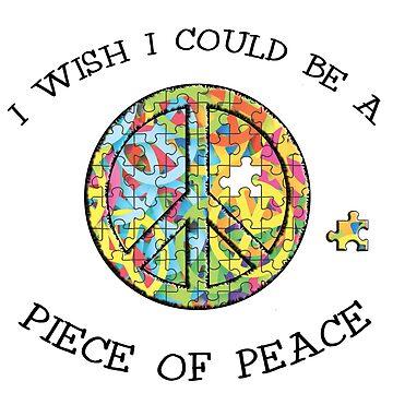 Piece of Peace (JHope) by Rosenten