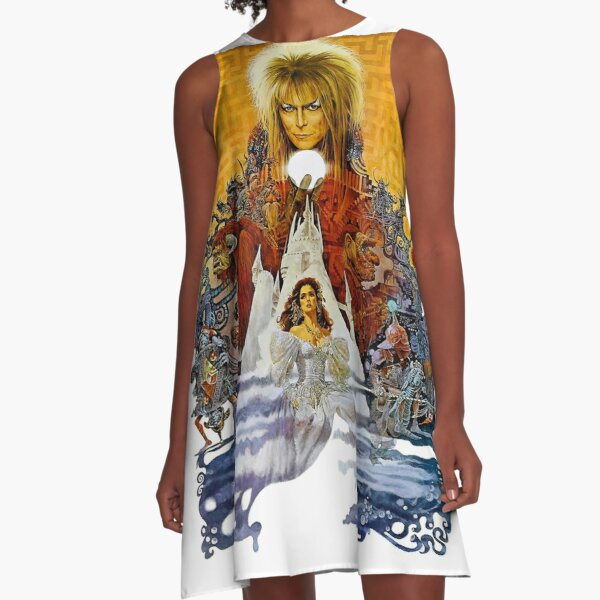 The Realm of the Goblin King A-Line Dress