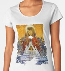 The Realm of the Goblin King Women's Premium T-Shirt