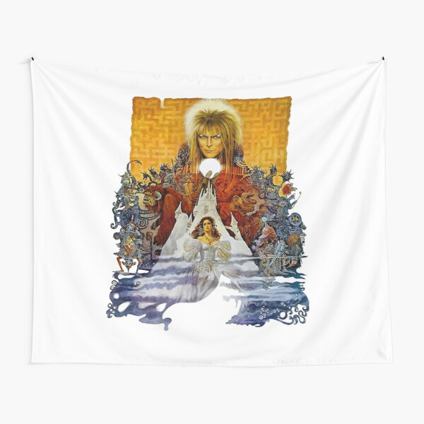 The Realm of the Goblin King Tapestry