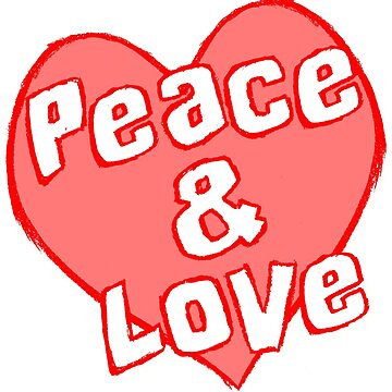 Peace & Love by Hackers