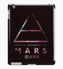 30 Second To mars iPad Case/Skin