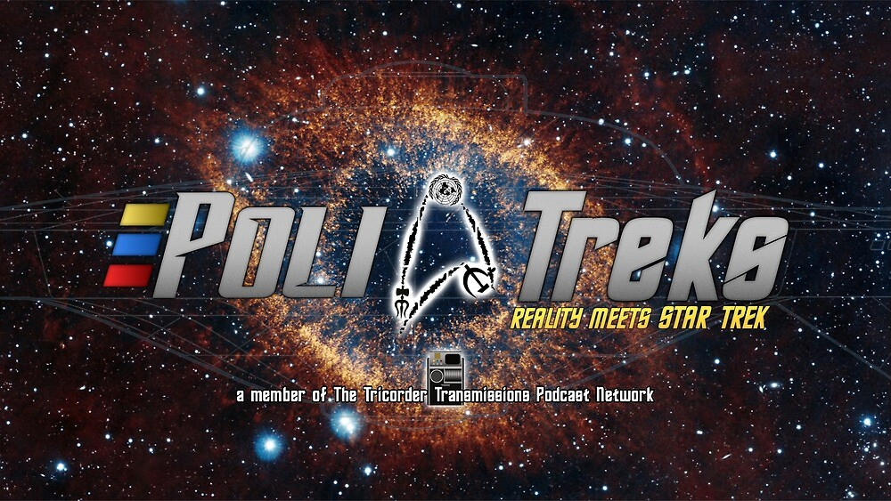 PoliTreks Podcast Artwork by ttt-pod