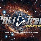 PoliTreks Podcast Artwork by ttt-pod