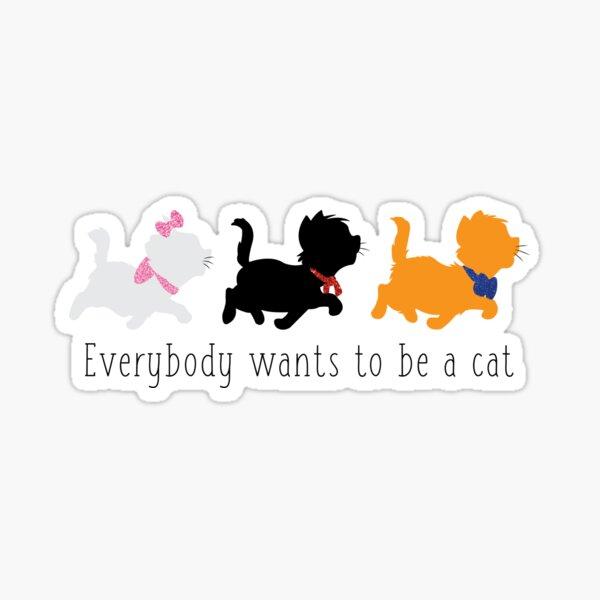 Les Aristochats Sticker