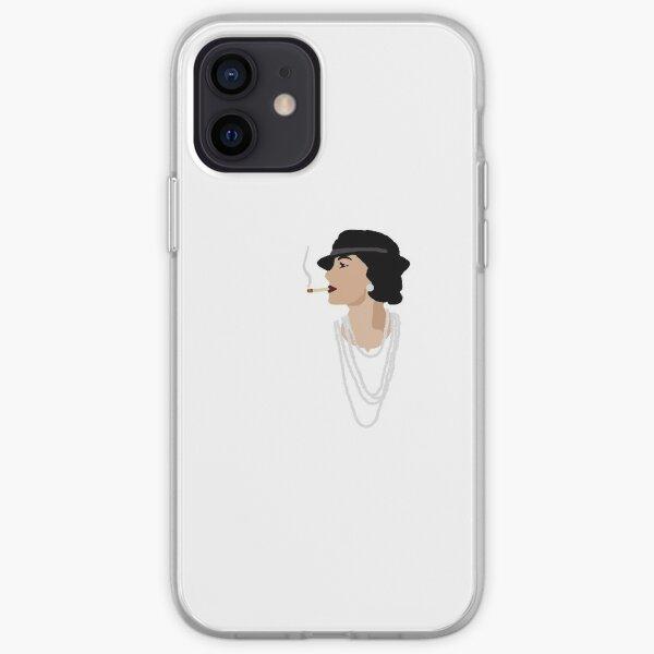coco Chanel Coque souple iPhone