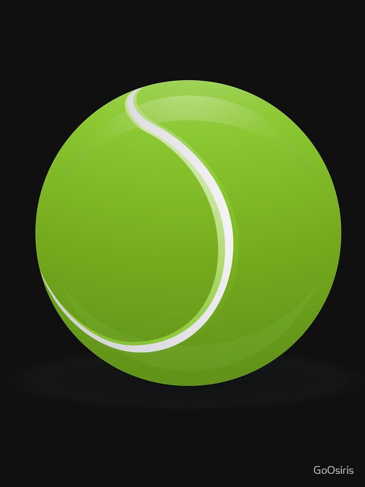 Tennis Ball von GoOsiris