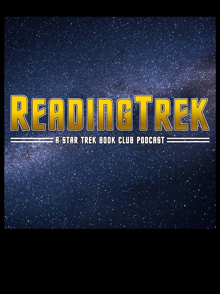ReadingTrek Artwork by ttt-pod