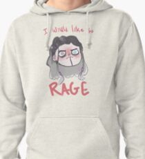 Yasha Would Like To Rage ; Critical Role shirt Pullover Hoodie