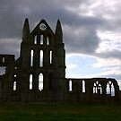 Whitby Abbey #1 by Trevor Kersley