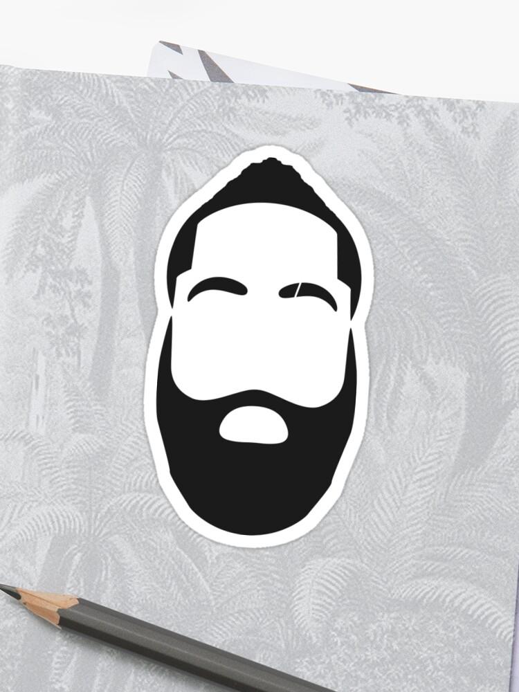 5693d745ff0 James Harden - The Beard