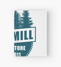 Sawmill 003 Hardcover Journal