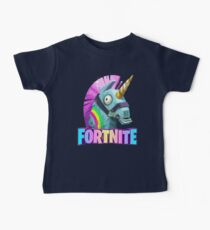 Fortnite Battle Royale Unicorn Baby Tee
