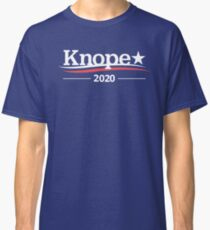 LESLIE KNOPE PAWNEE Parks and Rec 2020 Classic T-Shirt