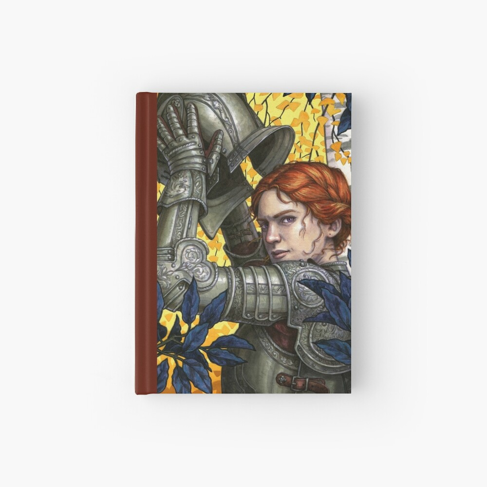 Alanna the Lioness Hardcover Journal