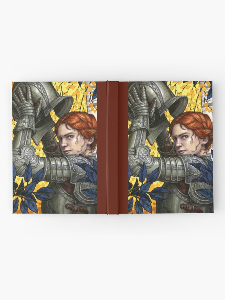 Alternate view of Alanna the Lioness Hardcover Journal