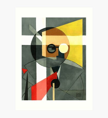 Carnap - Frameworks Art Print