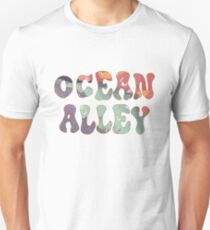 ocean alley design Unisex T-Shirt
