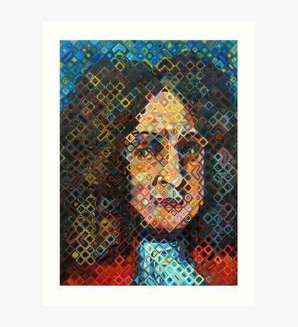Leibniz - Monadology Art Print