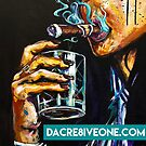 Naturally Bourbon STICKER by DaCre8iveOne