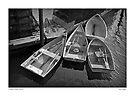 4 Boats, South Bristol by Dave  Higgins